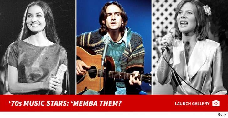'70s Music Stars: 'Memba Them?