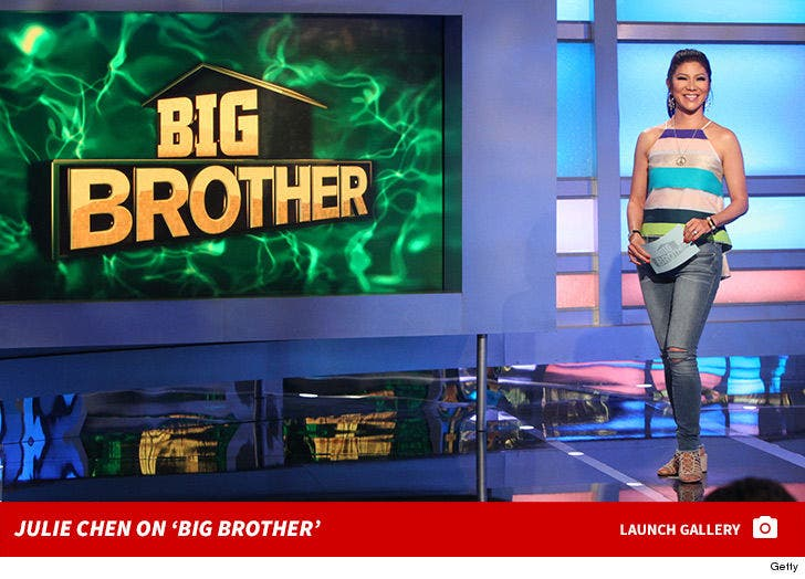 Julie Chen on 'Big Brother'