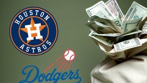Houston Astros Players Got HUGE World Series Bonus Checks!