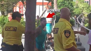 Ronnie from 'Jersey Shore' Nearly Comes to Blows with Man in Vegas
