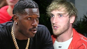 Antonio Brown vs. Logan Paul Targeting April Fight Date On DAZN
