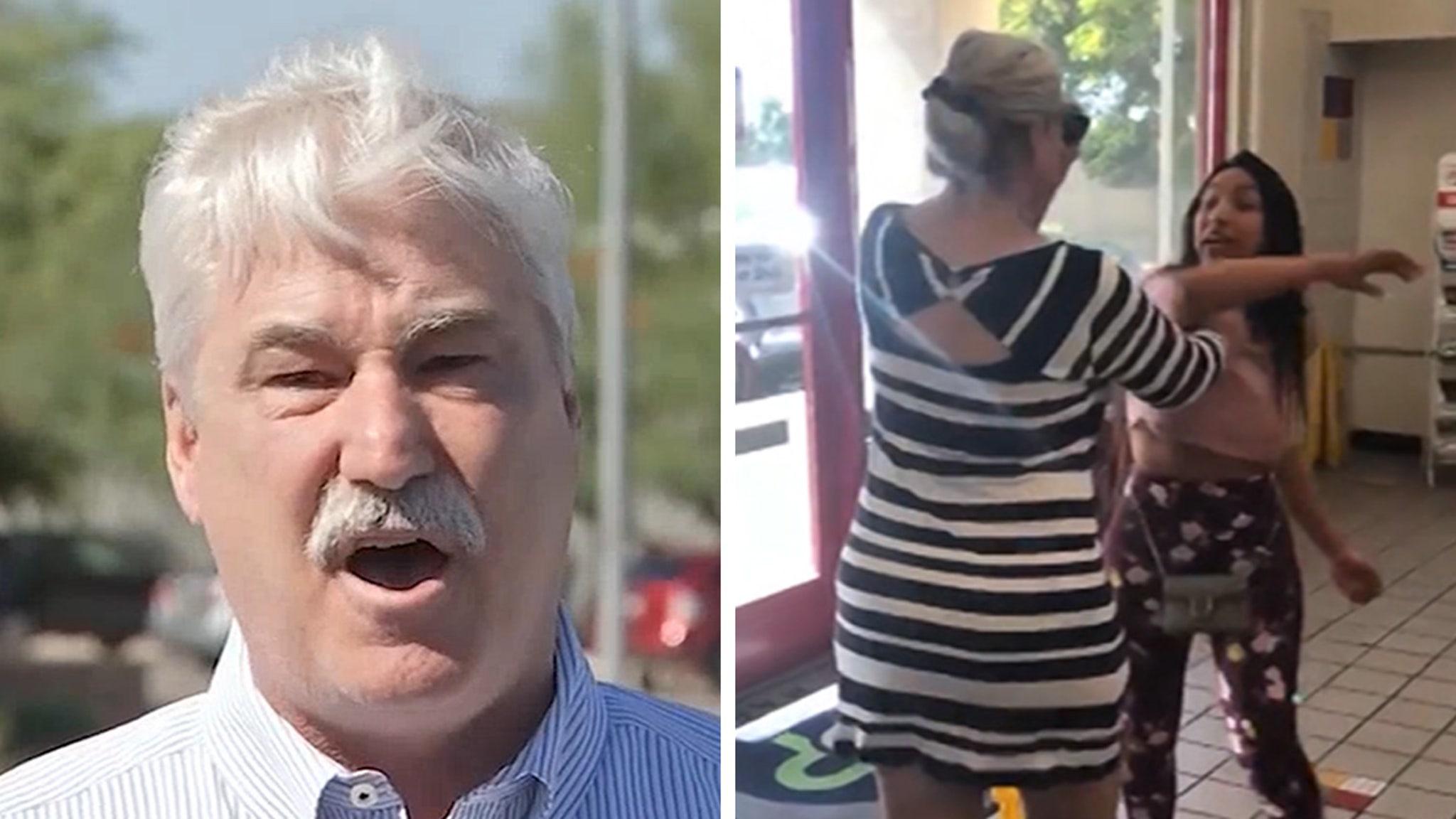 Husband of Phoenix 'Karen' Gives Tearful Apology, Says Mental Illness to Blame