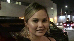 Chrissy Teigen Says She was Pregnant During Breast Reduction Surgery