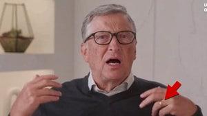 Bill Gates Still Wearing Wedding Ring, Despite Divorce Filing