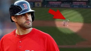 Red Sox Star J.D. Martinez To Miss Yankees Do-Or-Die After Tripping Over 2nd Base