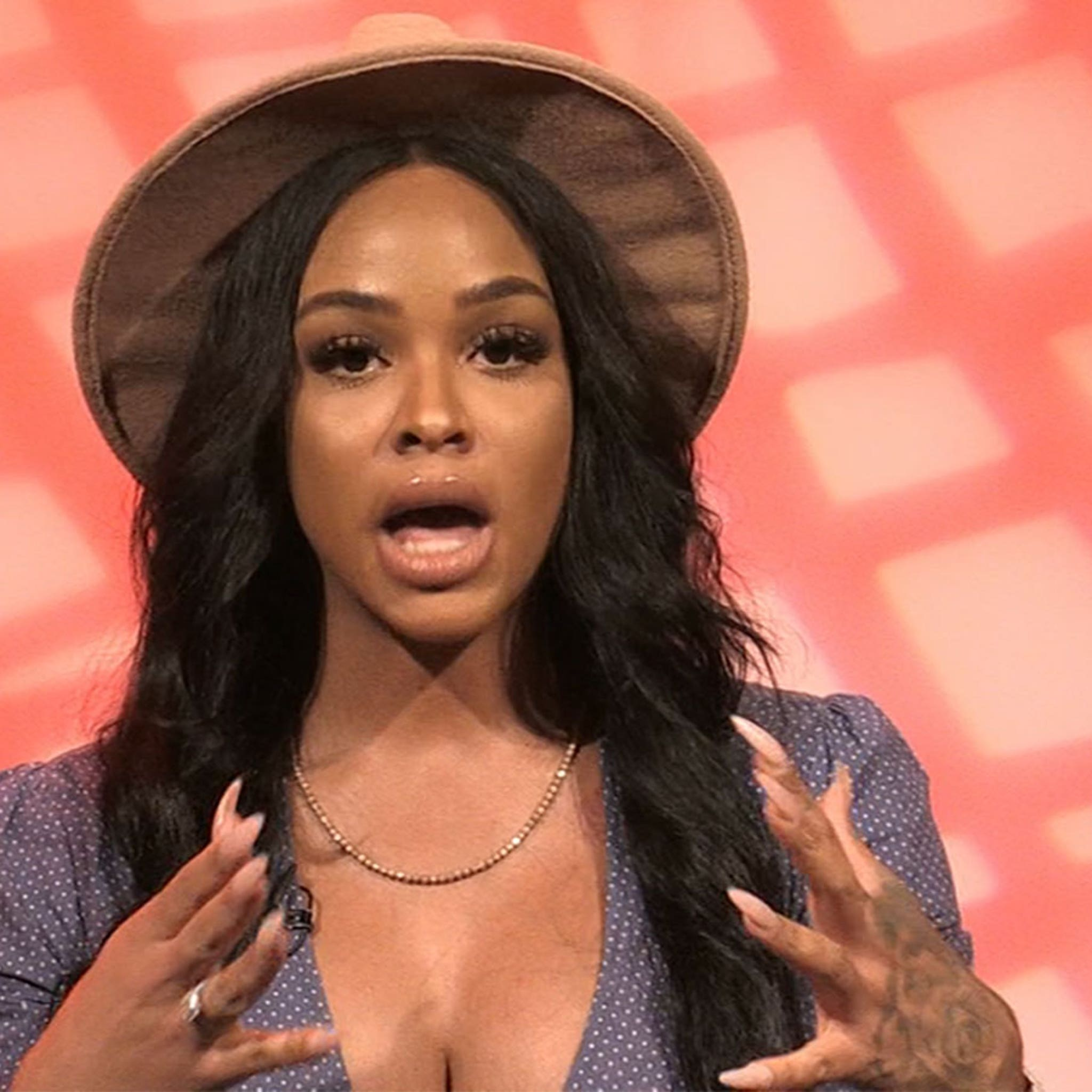 'L&HH' Star Masika Kalysha Wants No PDA in Kids' Movies, TV or in Person