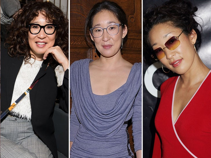 Sandra Oh Through The Years