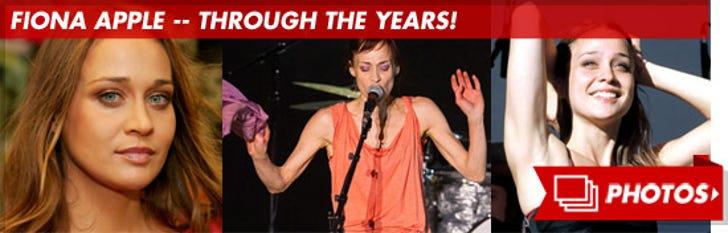 Fiona Apple -- Through the Years