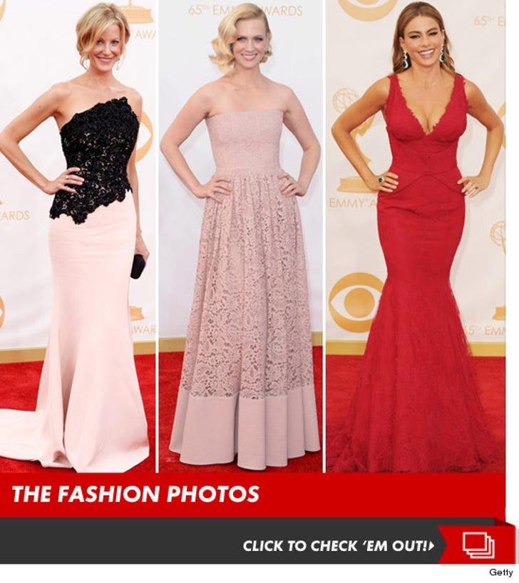 2013 Emmy Awards -- Hits, Runs and Errors!