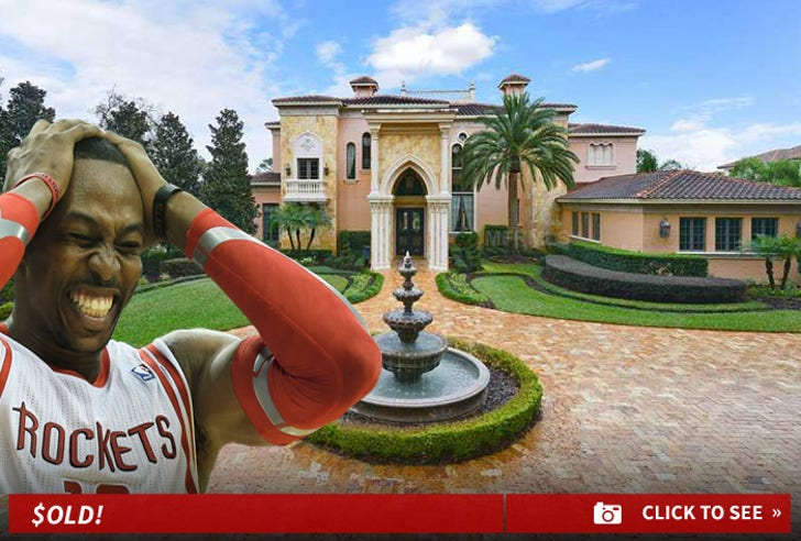 Dwight Howard's Miami Mansion