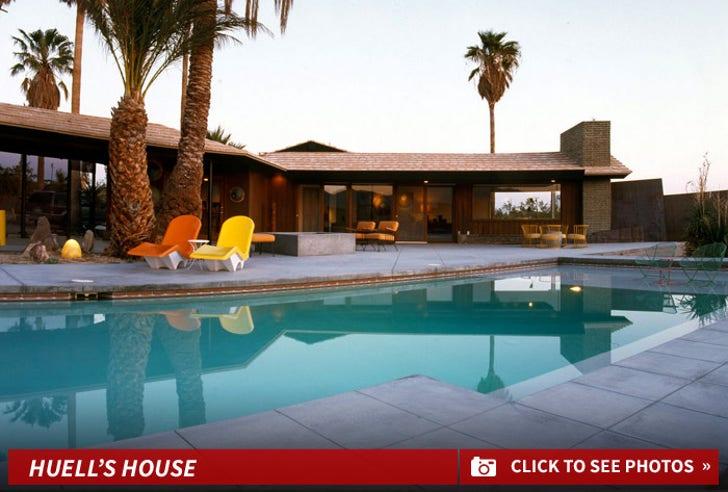 Huell Howser's Desert Home -- For Sale!