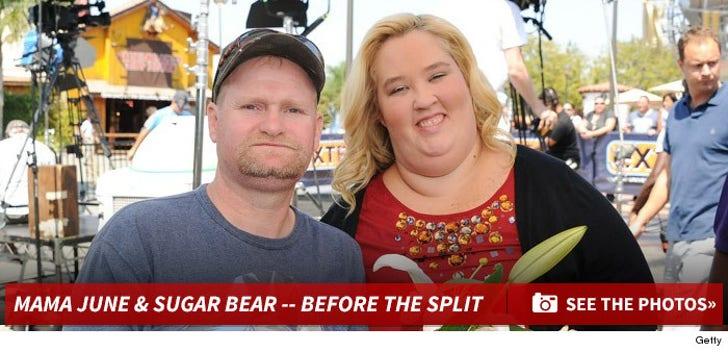 Mama June Bug and Sugar Bear -- Before The Split!