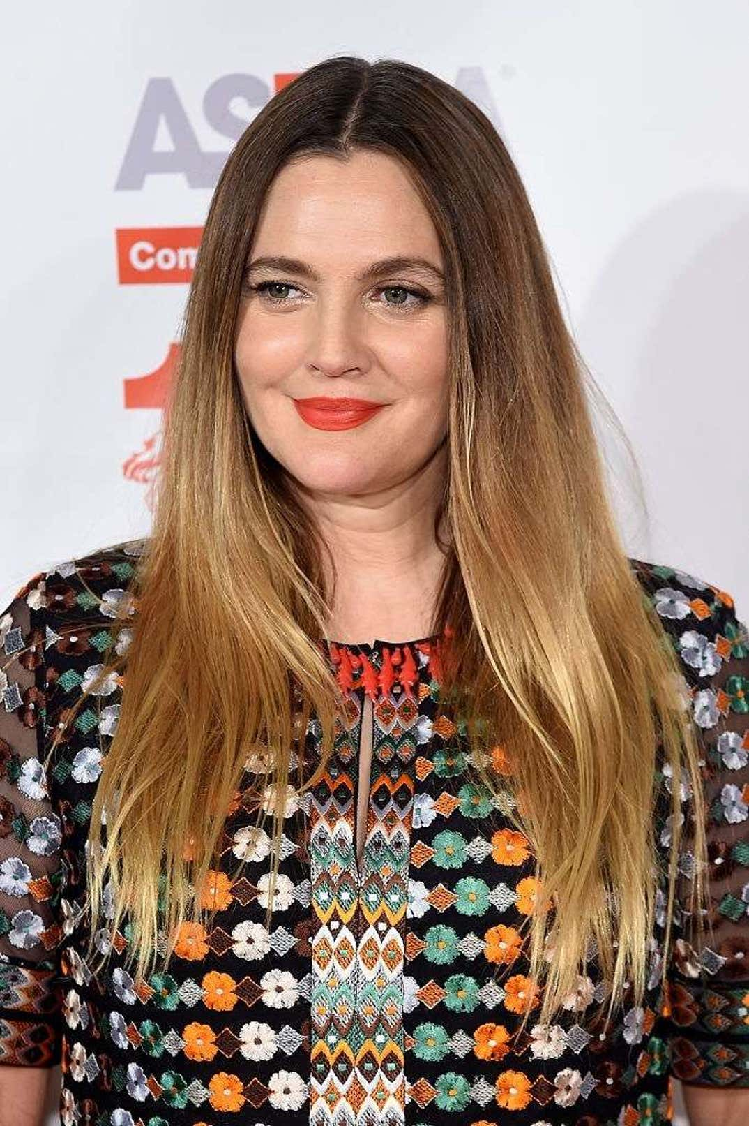 Drew Barrymore ... now 44 years old