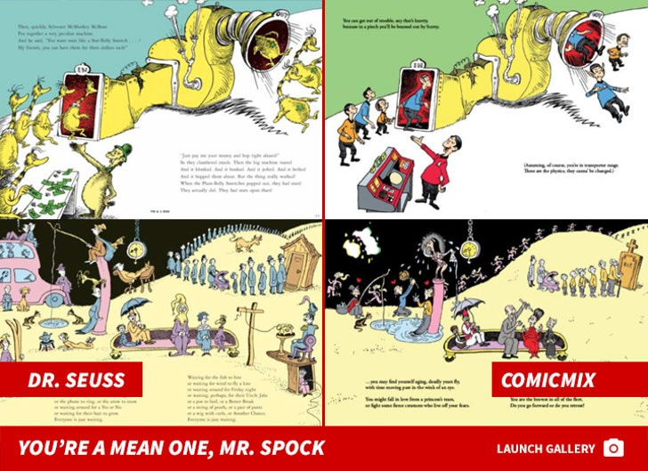 Dr Seuss Copyright Infringement Lawsuit