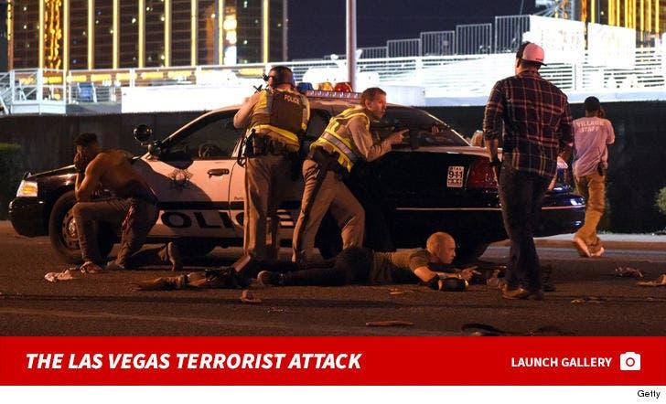 Terrorist Attack In Las Vegas
