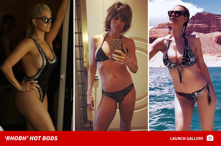 Bikini Babes of 'RHOBH'
