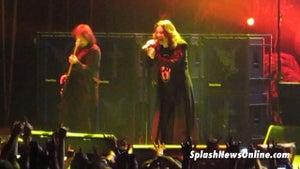 Ozzy Osbourne -- 49 Days Sober ... and Still Headbanging