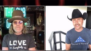 Big & Rich Get the 'Stay Home' Point Across with New Song