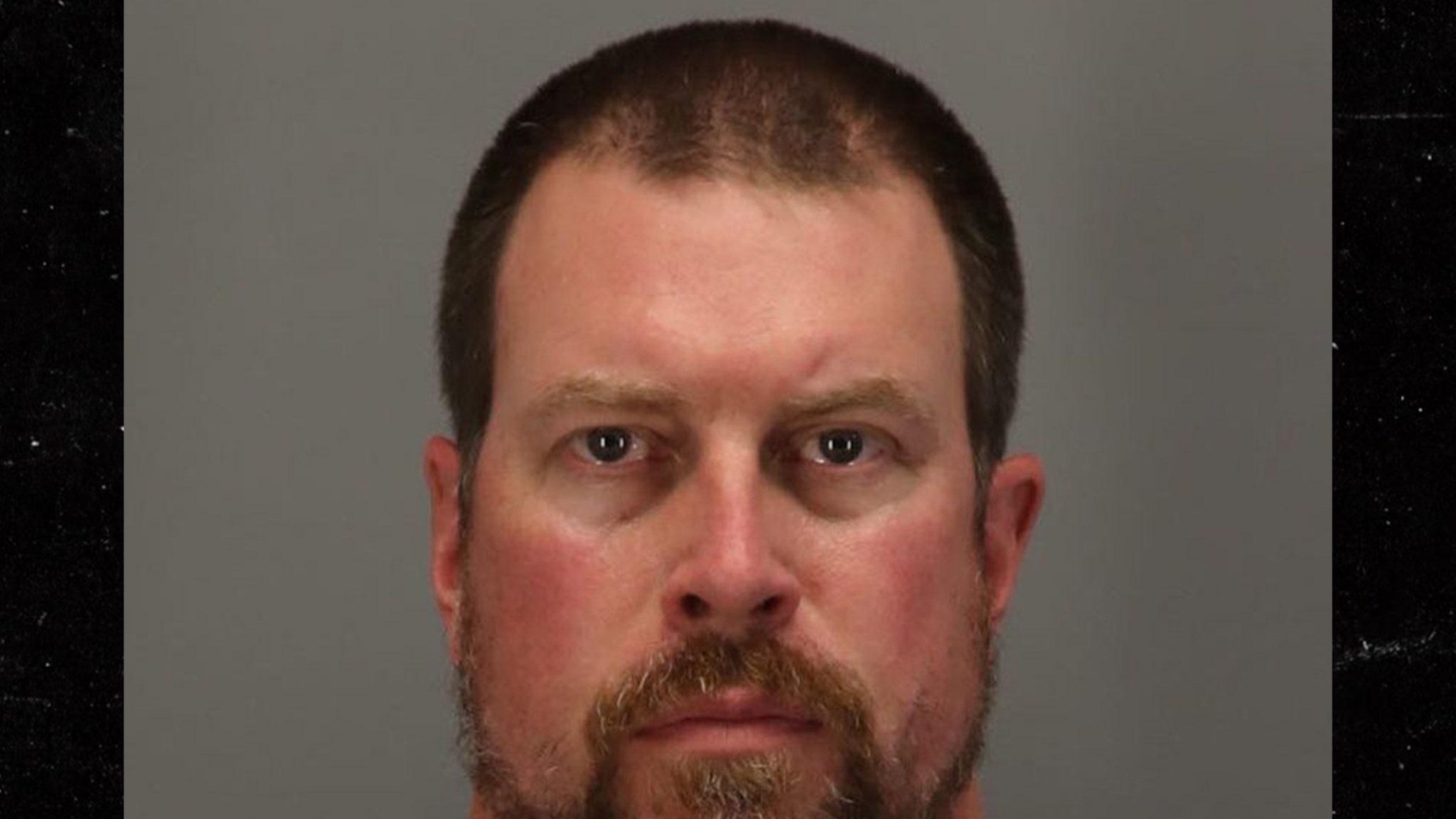 Ryan Leaf Arrested for Domestic Battery in Palm Springs, Mug Shot Released