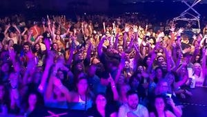 Chase Rice Hosts Packed Concert in Tennessee, No Masks or Distancing