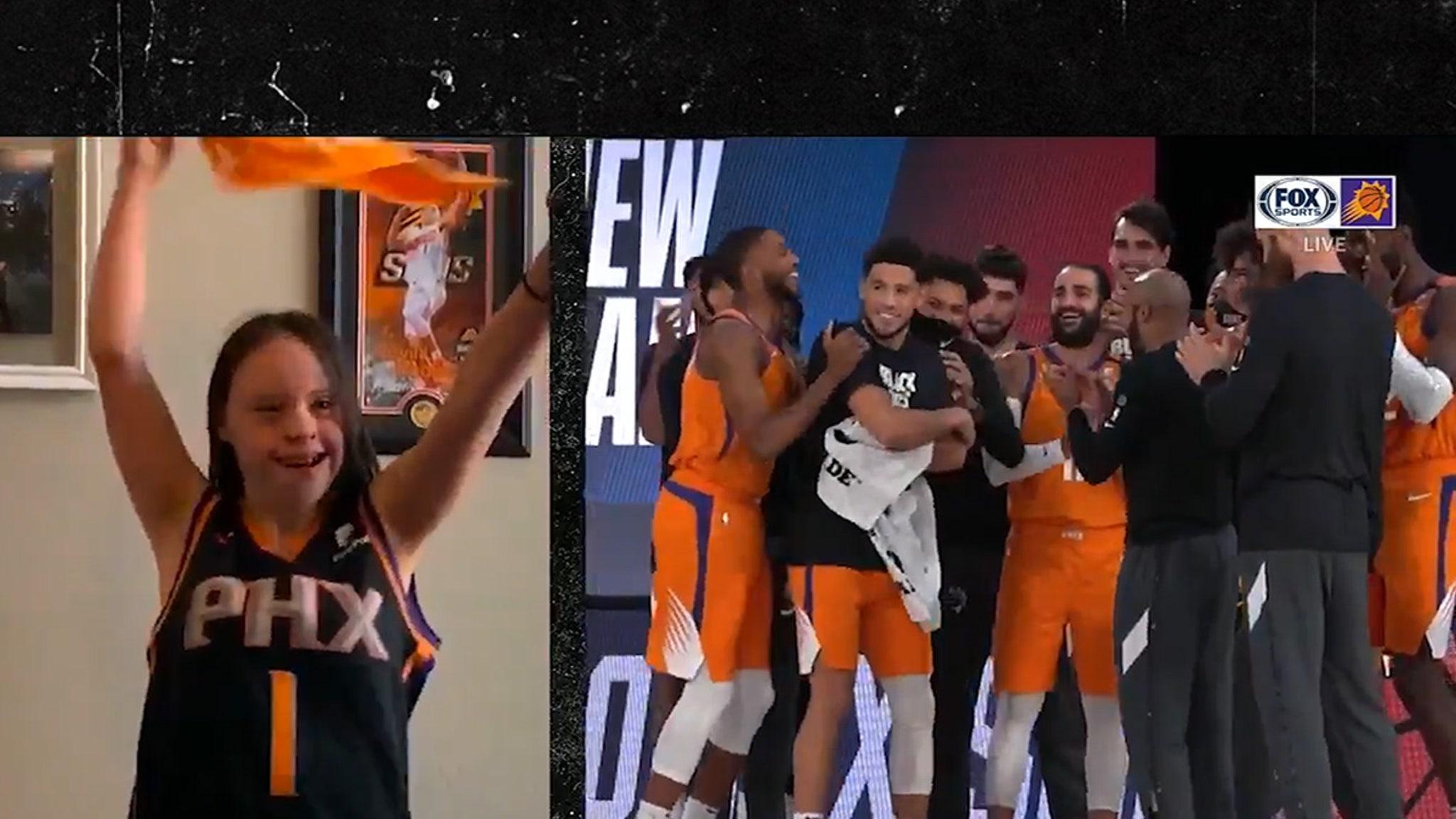 【影片】感動全聯盟!太陽讓家屬錄製影片介紹球員,詹皇哭訴:我也想家人了!-黑特籃球-NBA新聞影音圖片分享社區