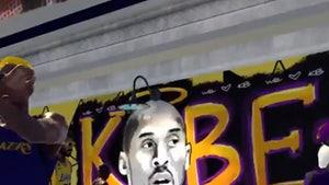 Kobe Bryant Mural Revealed In New NBA 2K21 Neighborhood