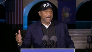 Doc Rivers Gives Joe Biden Pump-Up Speech in Philly, We Must Win on Tuesday!