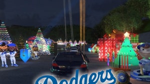 Dodgers Announce Drive-Thru Celebration to Honor World Series, Holidays