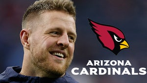 J.J. Watt Signing with Arizona Cardinals In $31 Million Deal