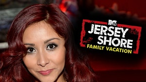Snooki Back to Filming 'Jersey Shore' After Quitting Show
