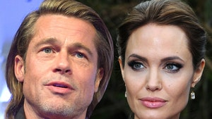 Brad Pitt Scores Victory Winning 50/50 Joint Custody, Loss for Angelina Jolie