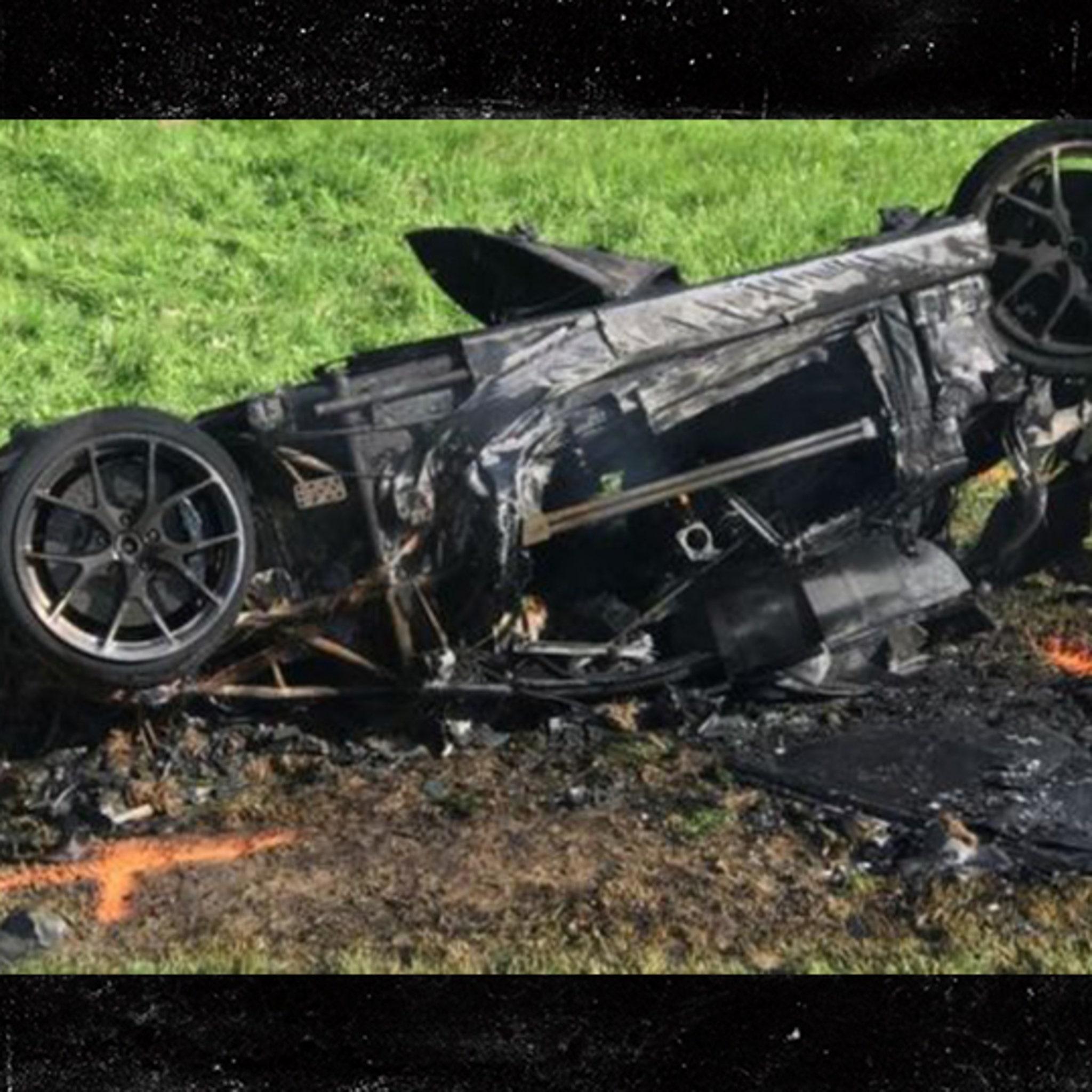 Top Gear Ex Host Richard Hammond Injured In Fiery Car Crash