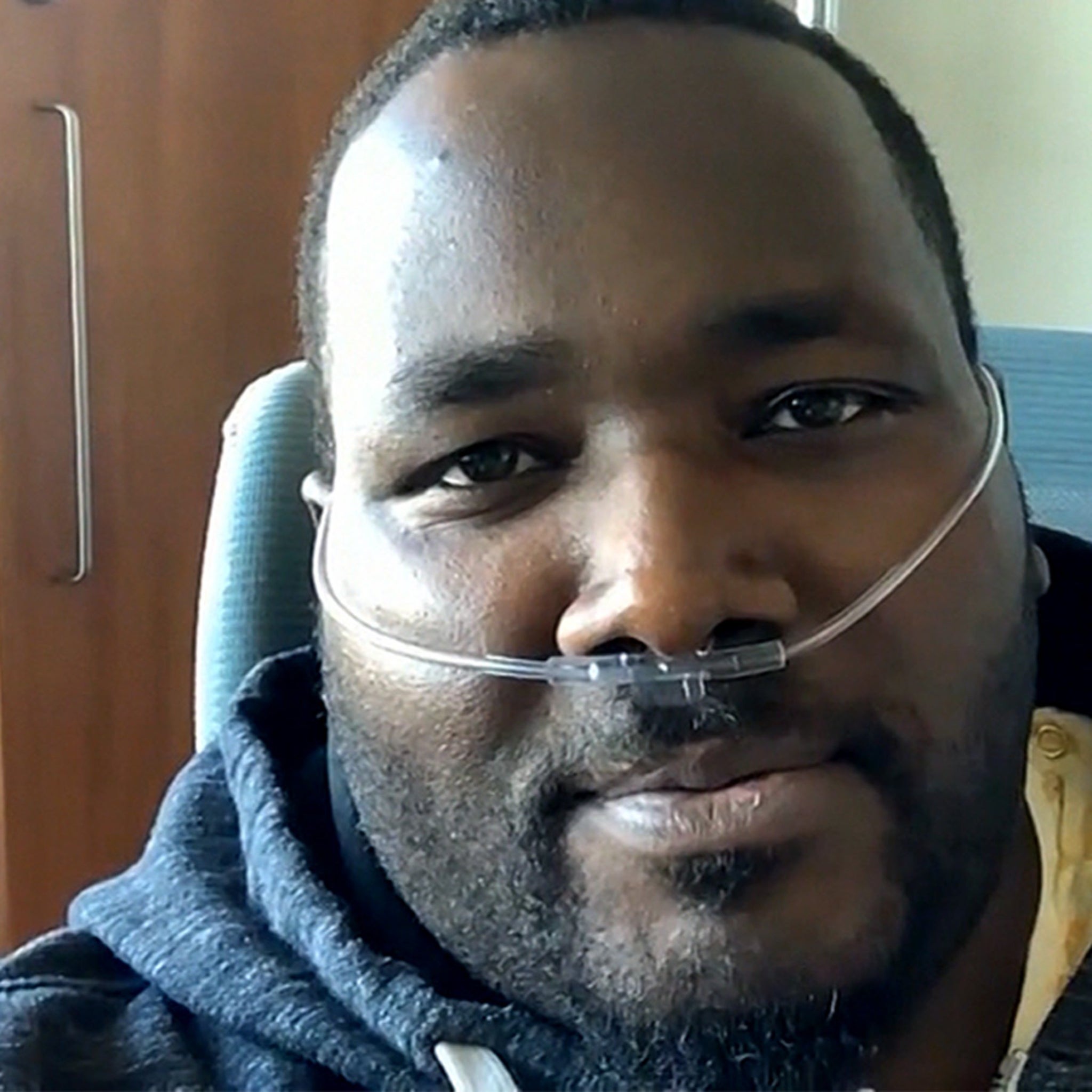 'Blind Side' Star Quinton Aaron Discloses Hospitalization Was Serious