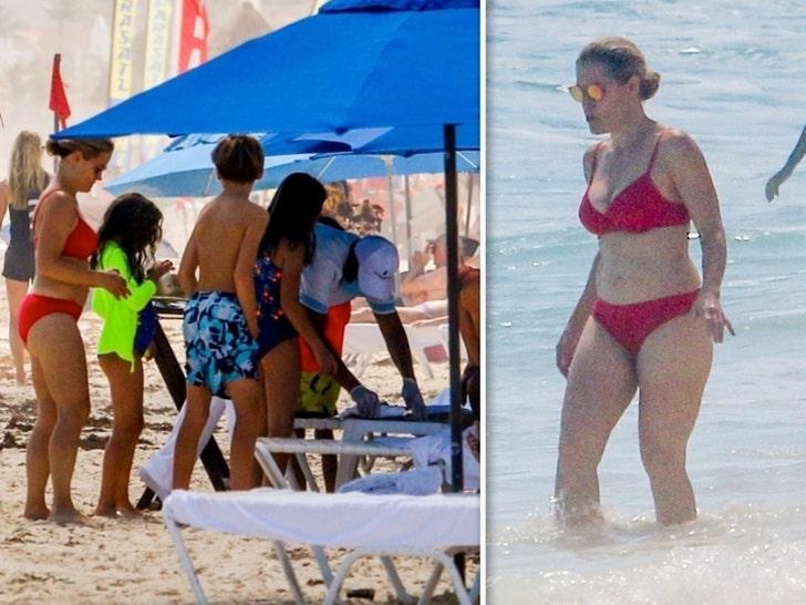 Ted Cruz's Family Enjoys Cancun