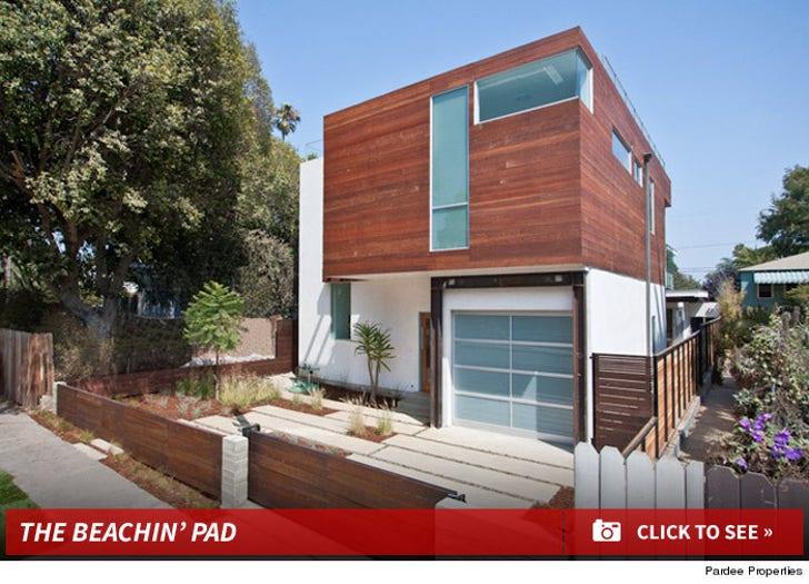 Ryan Tedder's Venice Beach Home