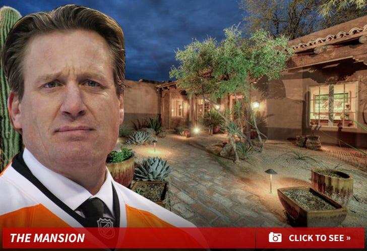 Jeremy Roenick's Mega-Mansion