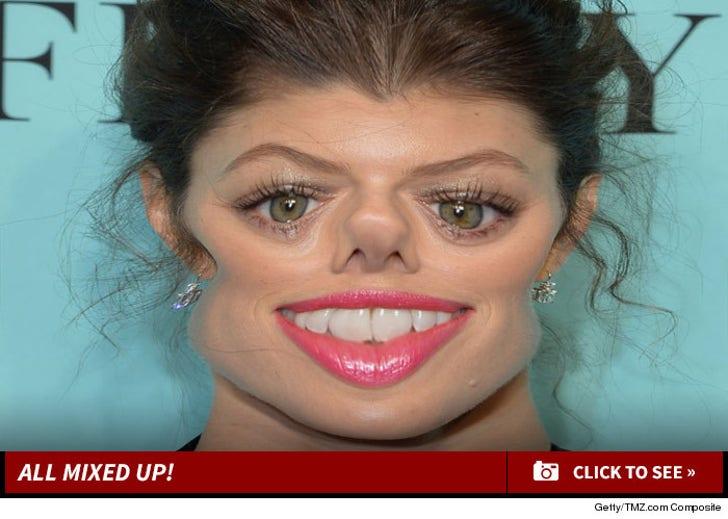 Celebrity Scramble -- Guess Who