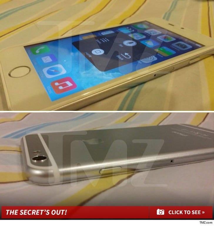 Apple iPhone 6 Pics -- Drool, Geeks!