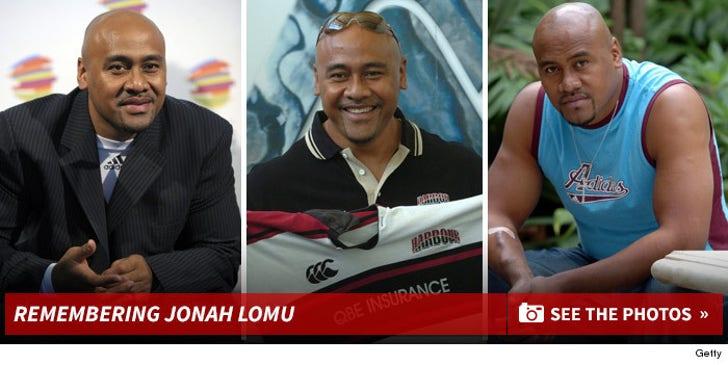 Remembering Jonah Lomu