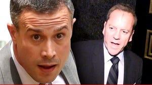 Freddie Prinze, Jr. -- Kiefer Sutherland Beef is Alcohol-Related ... Fox Says Hogwash