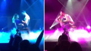 'Love & Hip Hop: Hollywood' Star Hazel-E -- When Katt's Away, Hazel Will Play ... With Strippers!!! (VIDEO)