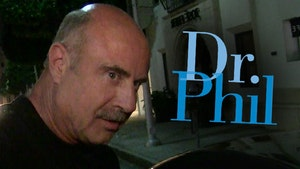 Dr  Phil Seems to Shave Iconic Mustache on April Fools' Day