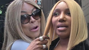 Wendy Williams Didn't Break Girl Code with NeNe Leakes Quitting 'RHOA'
