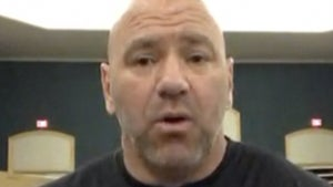 Dana White Says President Trump Watching UFC 249 As 'Blueprint' For Opening Up U.S.
