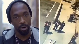 'SNL' Alum Jay Pharoah Stopped by LAPD, Knee to Neck in Case of 'Mistaken Identity'