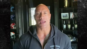The Rock and His Family Tested Positive for COVID-19
