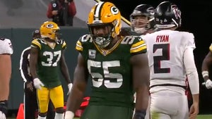 Packers' Za'Darius Smith Honors Breonna Taylor Mid-Game, 'Rest In Heaven'
