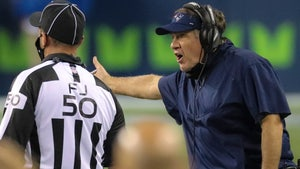 NFL Threatening More Punishment For Coaches, Stop Arguing Maskless With Refs!