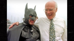 New Senate Pro Tempore Patrick Leahy Has Been in 5 Batman Movies