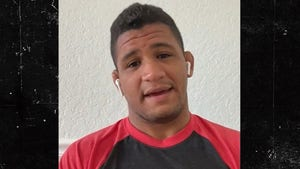 Gilbert Burns is Down to Fight Masvidal & Edwards to Get Usman Rematch